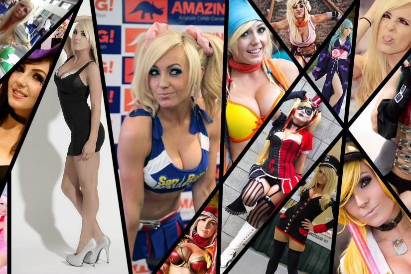 jessica nigri wallpaper 1920x1080 ios