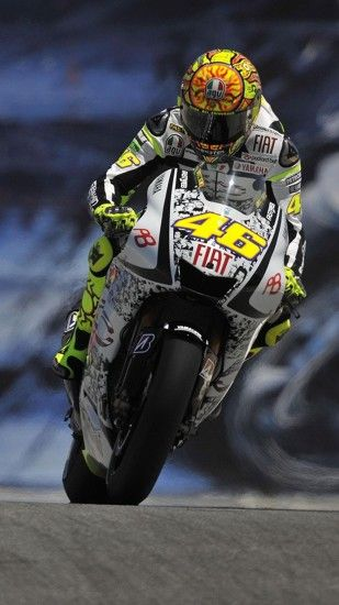 Find out Valentino Rossi MotoGP Racer wallpaper on