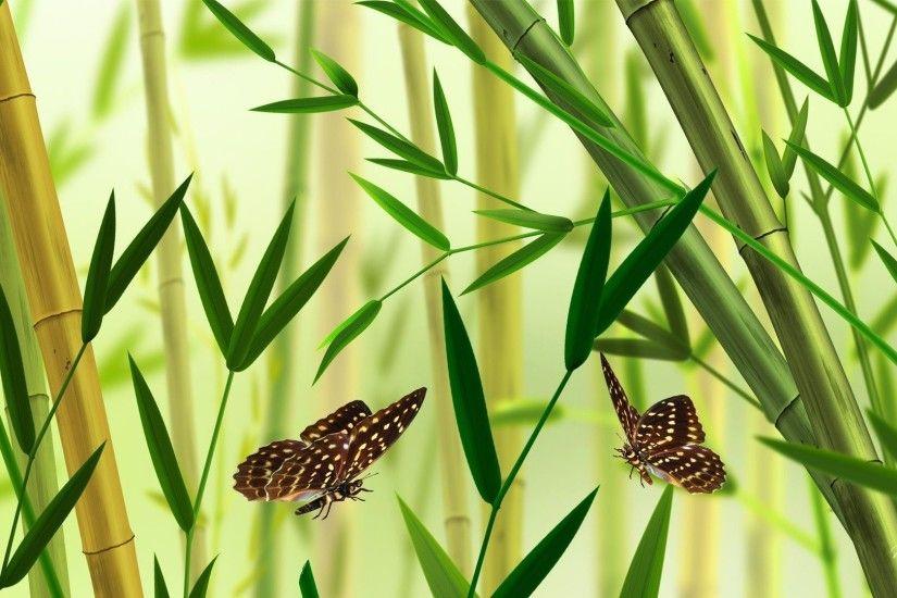 Bamboo Desktop Wallpaper ·① WallpaperTag