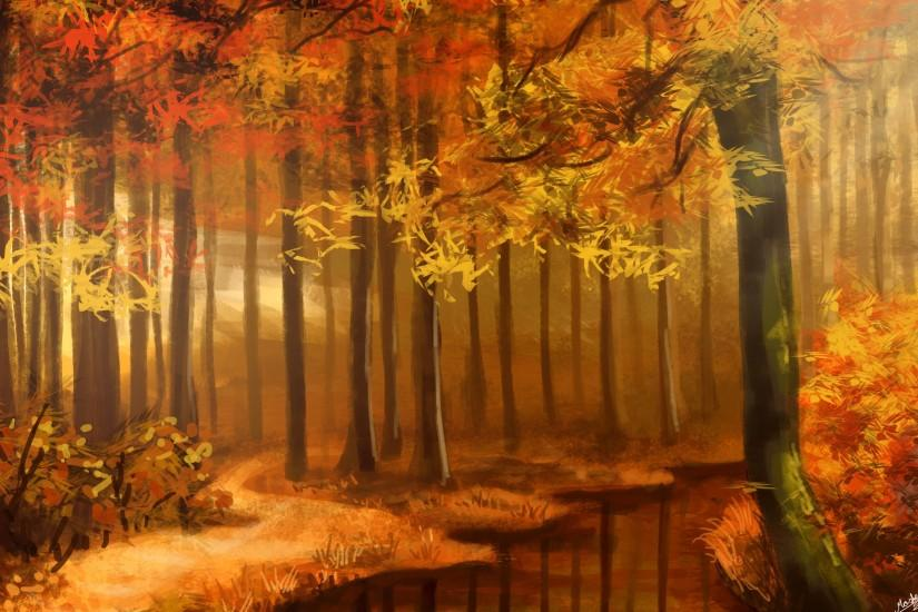 HD Wallpaper | Background ID:244085. 2560x1600 Fantasy Forest. 4 Like.  Favorite