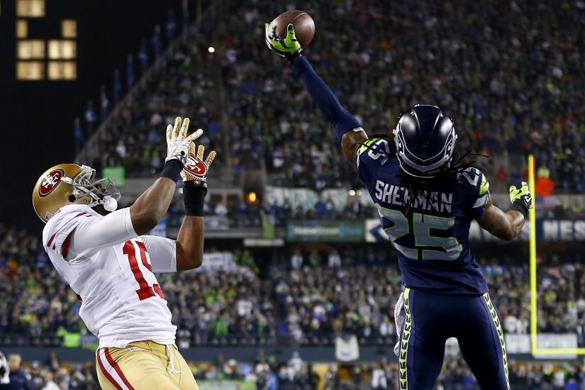 ... Seattle Seahawks (2) ...