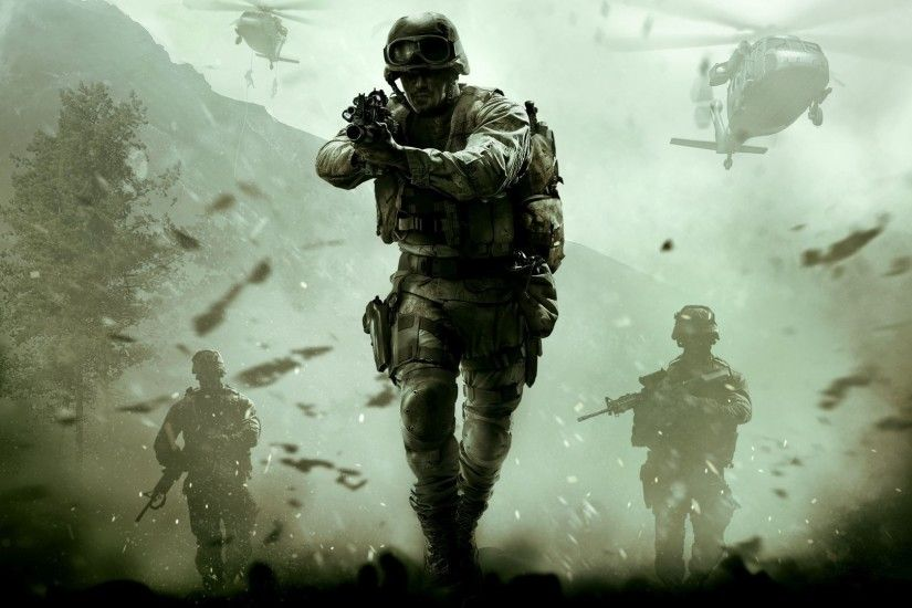 11 Call of Duty: Modern Warfare Remastered HD Wallpapers | Backgrounds -  Wallpaper Abyss