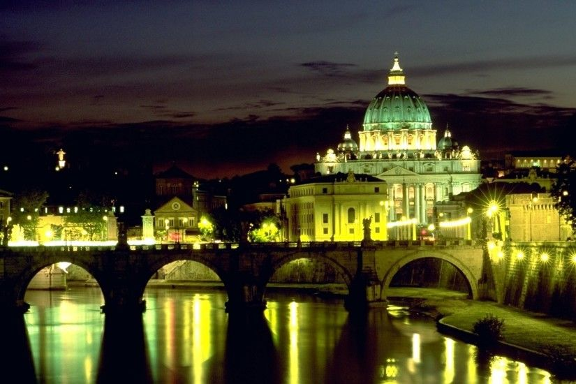 Tags: 3840x2160 Vatican City Europe
