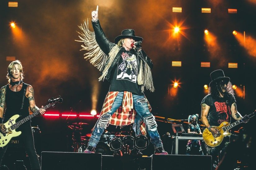 Here's The Best Evidence Yet That Guns N' Roses Are Working On A New Album  - Music Feeds