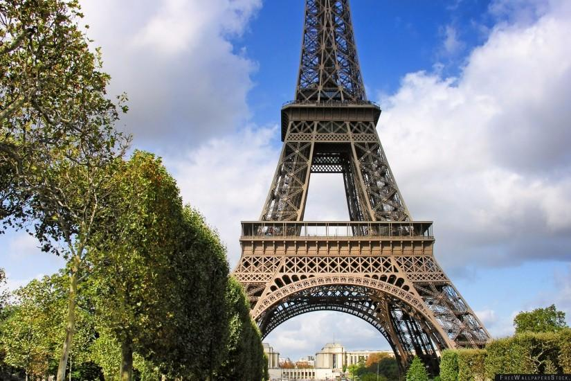 Download Free Wallpaper France Paris Champs Mars Architecture Eiffel Tower