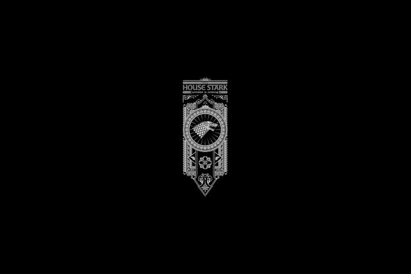 House Stark - Game of Thrones Wallpaper #