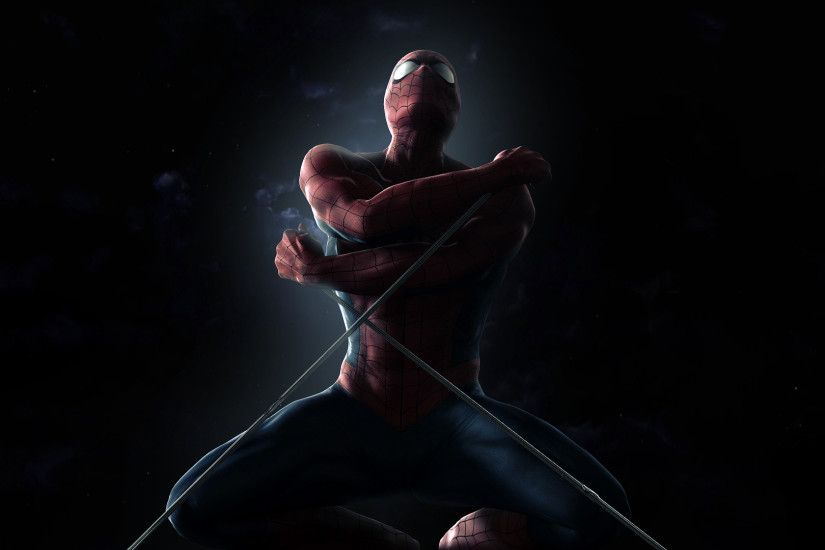 Spiderman 3D Movies Wallpaper Free Download Wallpaper