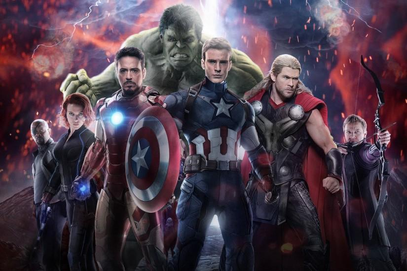 Avengers Age of Ultron 2015 Wallpapers | HD Wallpapers