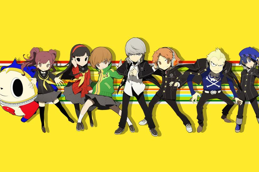 Persona wallpaper Game wallpapers
