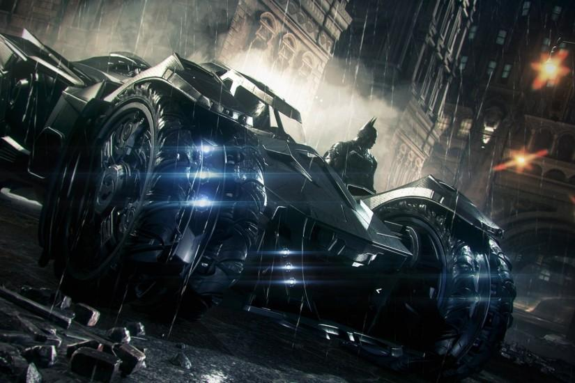 video Games, PC Gaming, Batman: Arkham Knight Wallpaper HD