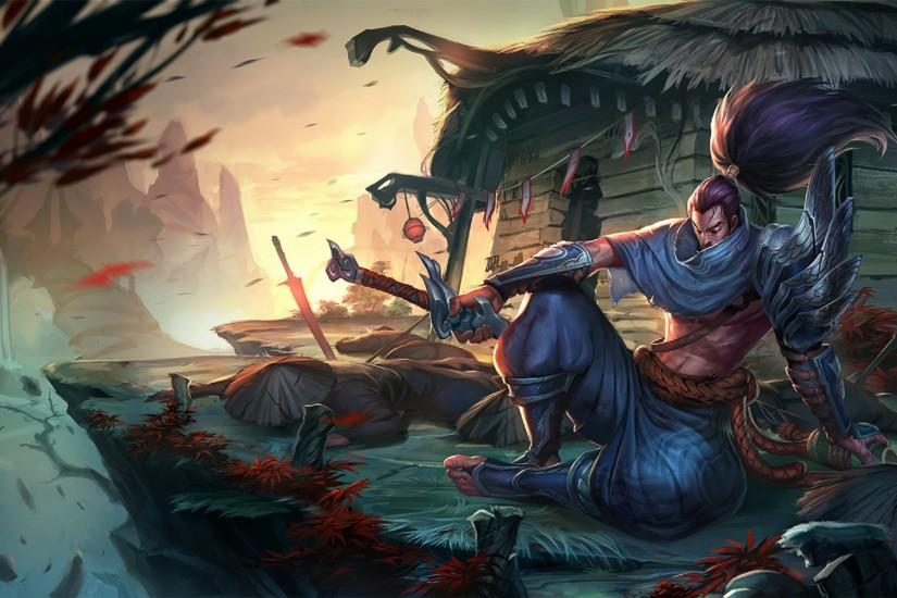 beautiful yasuo wallpaper 1920x1200 for mac
