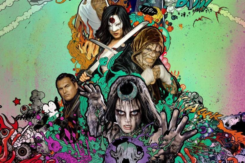 Suicide Squad New Wallpapers 05095