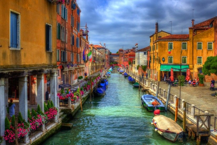 Venice Italy Wallpapers Wallpaper