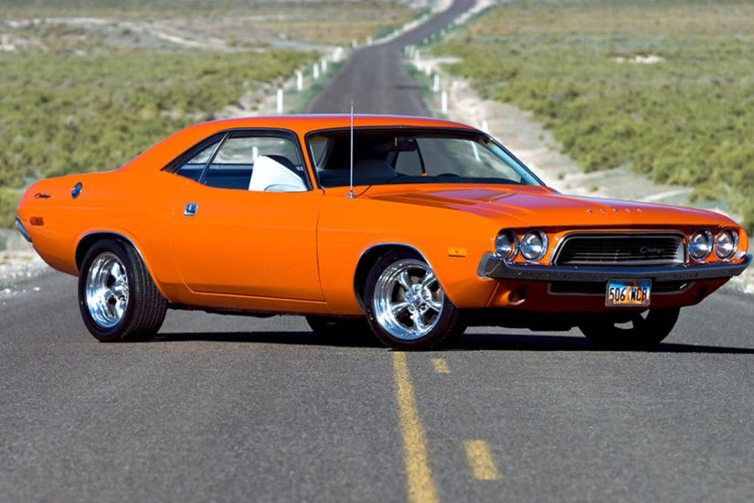 Old Muscle Cars Wallpaper 2014 HD