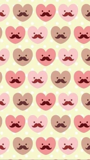 1242x2208 17 Best images about Mustache wallpaper on Pinterest | Iphone 5