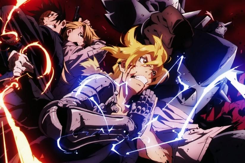 Latest Fullmetal Alchemist: Brotherhood Desktop Wallpapers