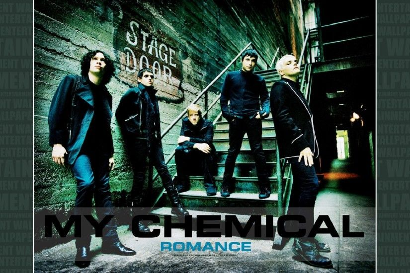 "3840x2160 Gerard Way Quote: ""My Chemical Romance is done. But it can never  die"