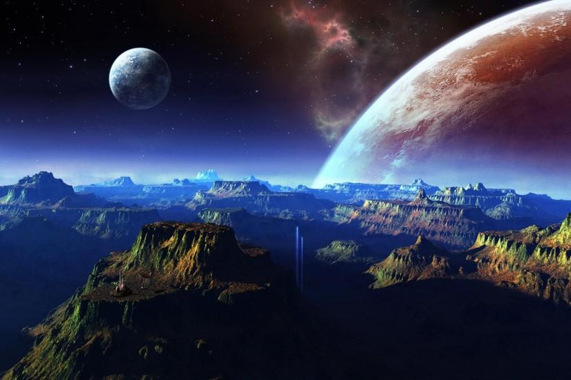 cool space hd wallpaper 1920x1080 for mac