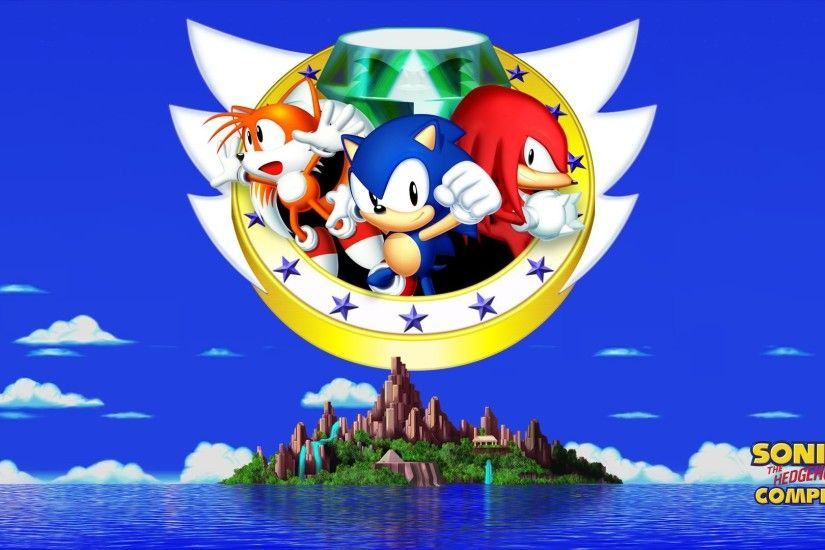 ... Classic Sonic The Hedgehog And Friends Wallpaper by ... sonic classic  thoughtful Wallpaper HD ...