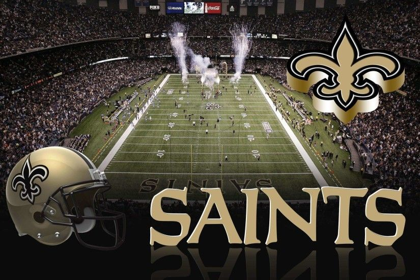 New Orleans Saints Stadium | Download High Quality Resolution .