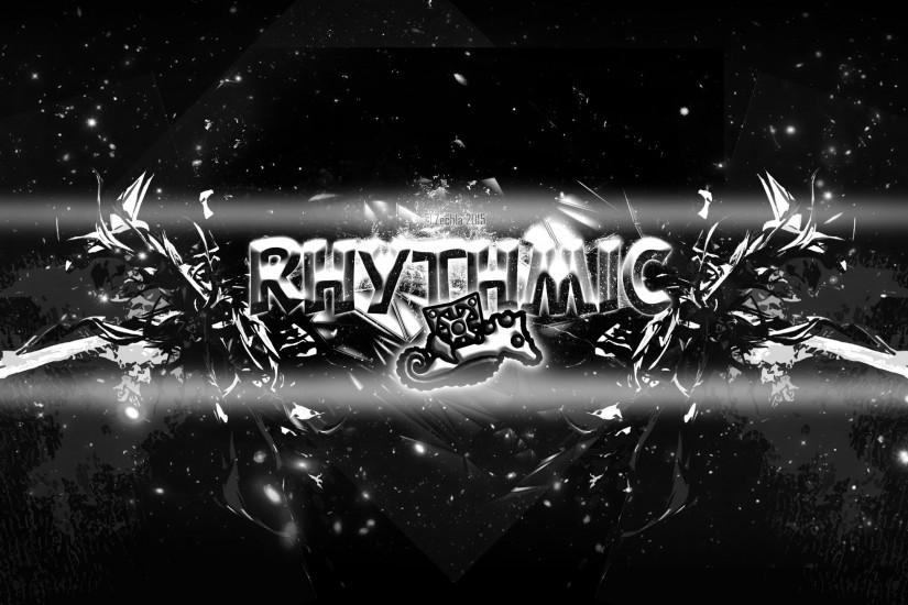 ... 'Geometry Dash' Rhythm1c's YouTube Banner ...