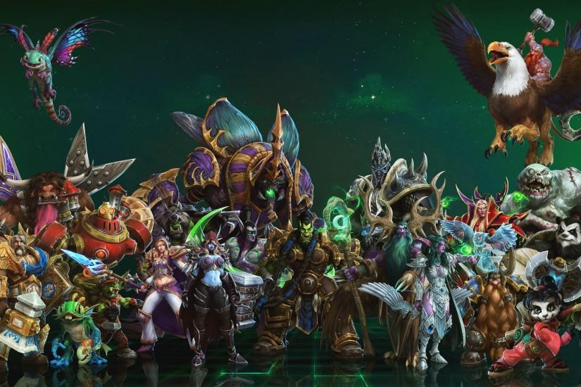 free download heroes of the storm wallpaper 3000x1800 pictures