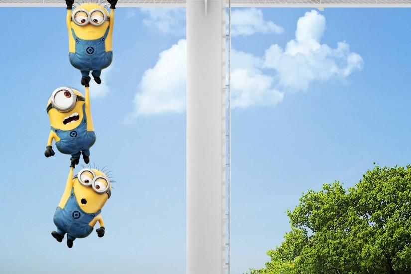 widescreen minions wallpaper 1920x1200 for 1080p
