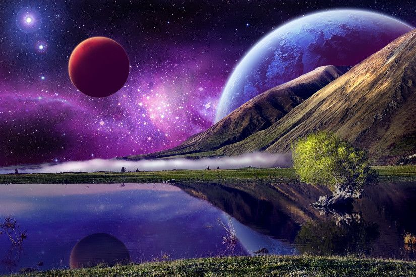 Epic Space Wallpapers Hd 1080p Background