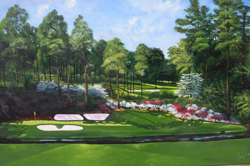 ... Augusta National Wallpapers - Wallpaper Cave ...