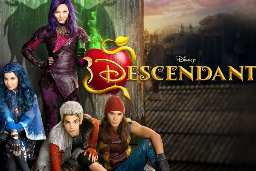 HD Wallpaper | Background ID:610839. 1920x1080 Movie Descendants