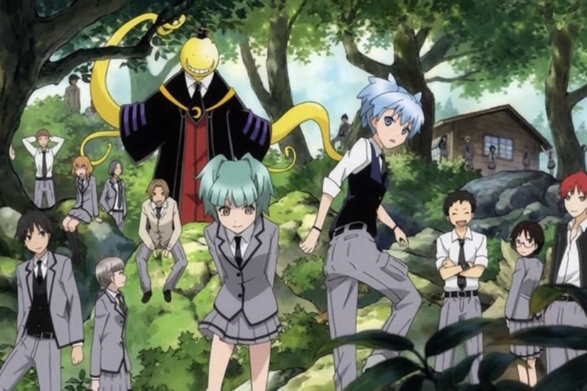 Anime - Assassination Classroom Wallpaper