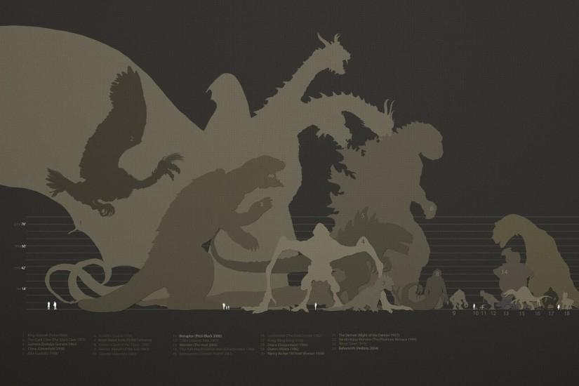 widescreen godzilla wallpaper 1920x1080 for iphone
