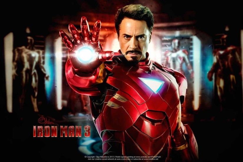 Iron Man 3 Wallpapers & Desktop Backgrounds