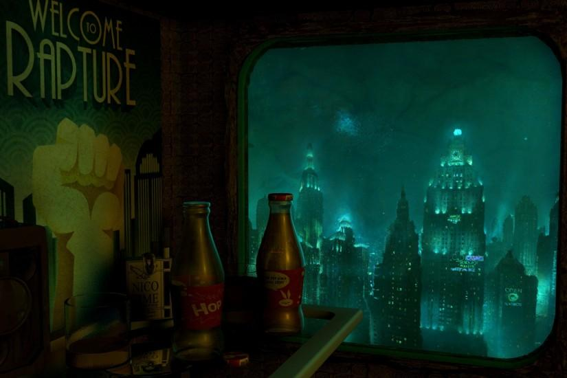Videp Bioshock Backgrounds.