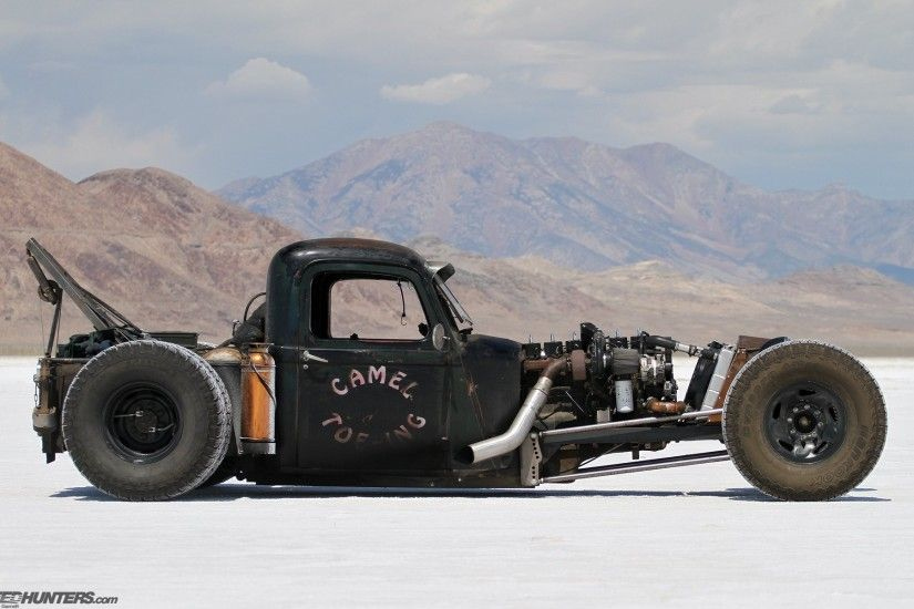 Hot Rod Rat Rod · HD Wallpaper | Background ID:292142