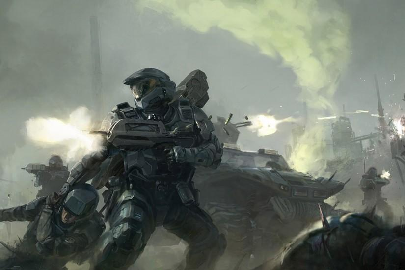 halo wallpaper 1920x1080 desktop
