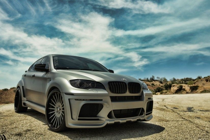 bmw x6 cool car
