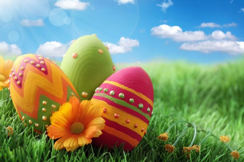 large easter background 1920x1080