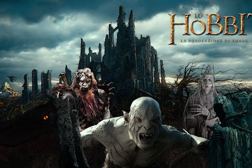 The Hobbit(The Desolation of Smaug) HD Wallpapers2