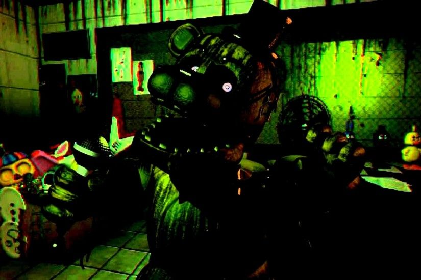 Springtrap Wallpapers ①