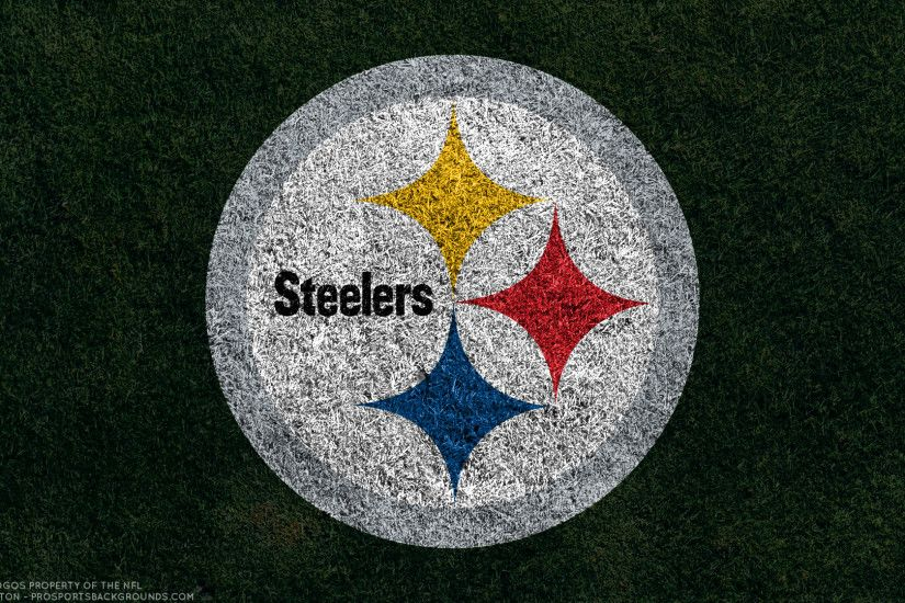 ... Pittsburgh Steelers 2017 turf football logo wallpaper free pc desktop  computer