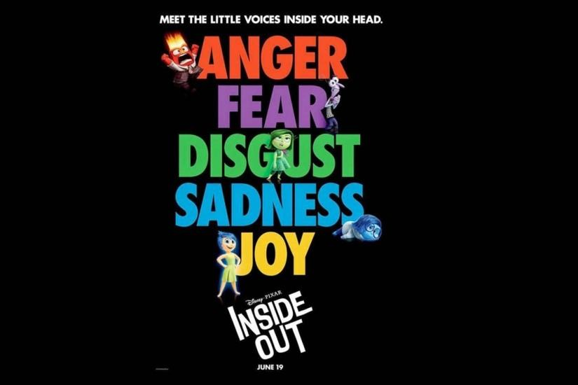 Meet the Little Voices Inside your Head - Inside Out 1920x1280 wallpaper