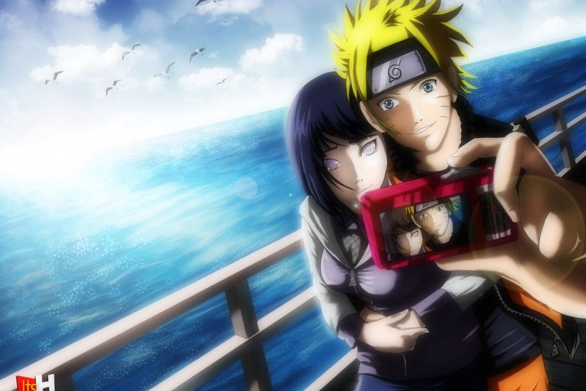 Naruto And Hinata By Hellpurestdevil Dxv pixel) Anime HD Wallpaper ~  iWallScreen