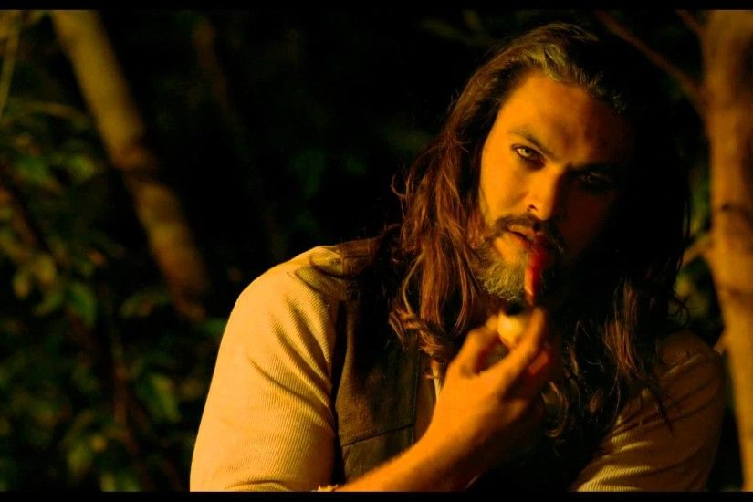 Official Trailer For Wolves Starring Jason Momoa & Lucas Till - YouTube