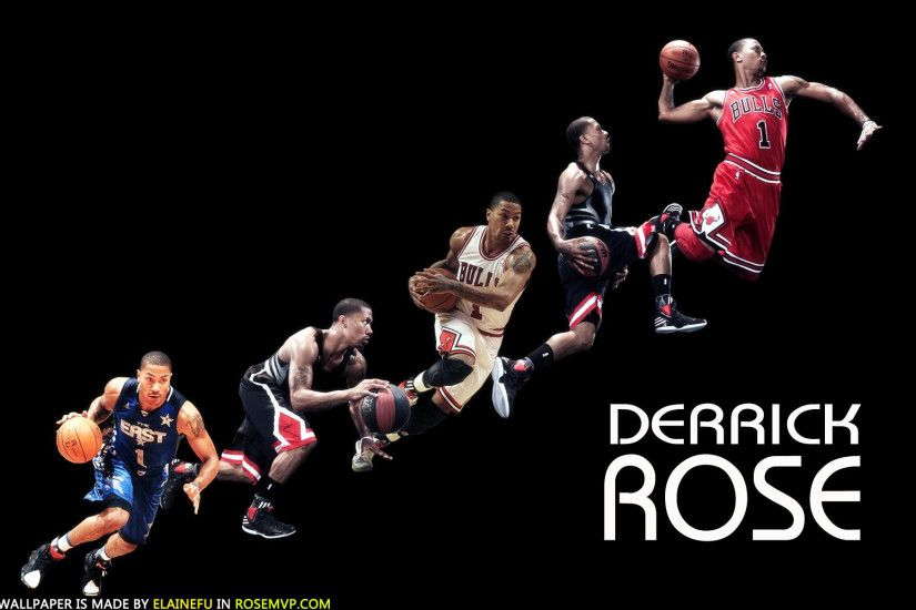 ... derrick rose iphone wallpaper Collection (53 ) ...