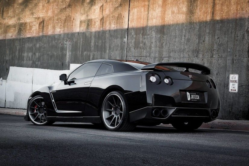 Perfect Black Dove Nissan GTR For Cool Car Wallpaper ( Of GTR Nissan Gtr Wallpaper  Wallpapers) Amazing Design