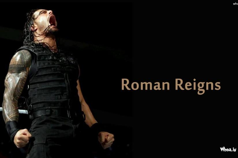 Tags Roman Reigns Wallpapers WWE