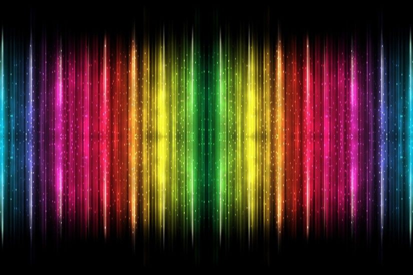 Abstract Rainbow wallpapers desktop background