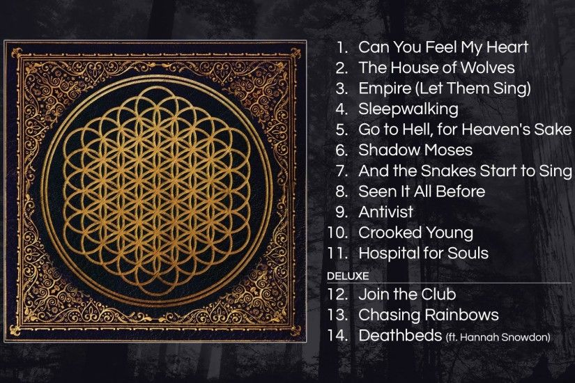 Bring Me the Horizon - Sempiternal | Full Album (Deluxe Edition) - YouTube