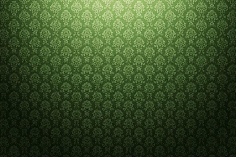 Green Floral Background wallpaper